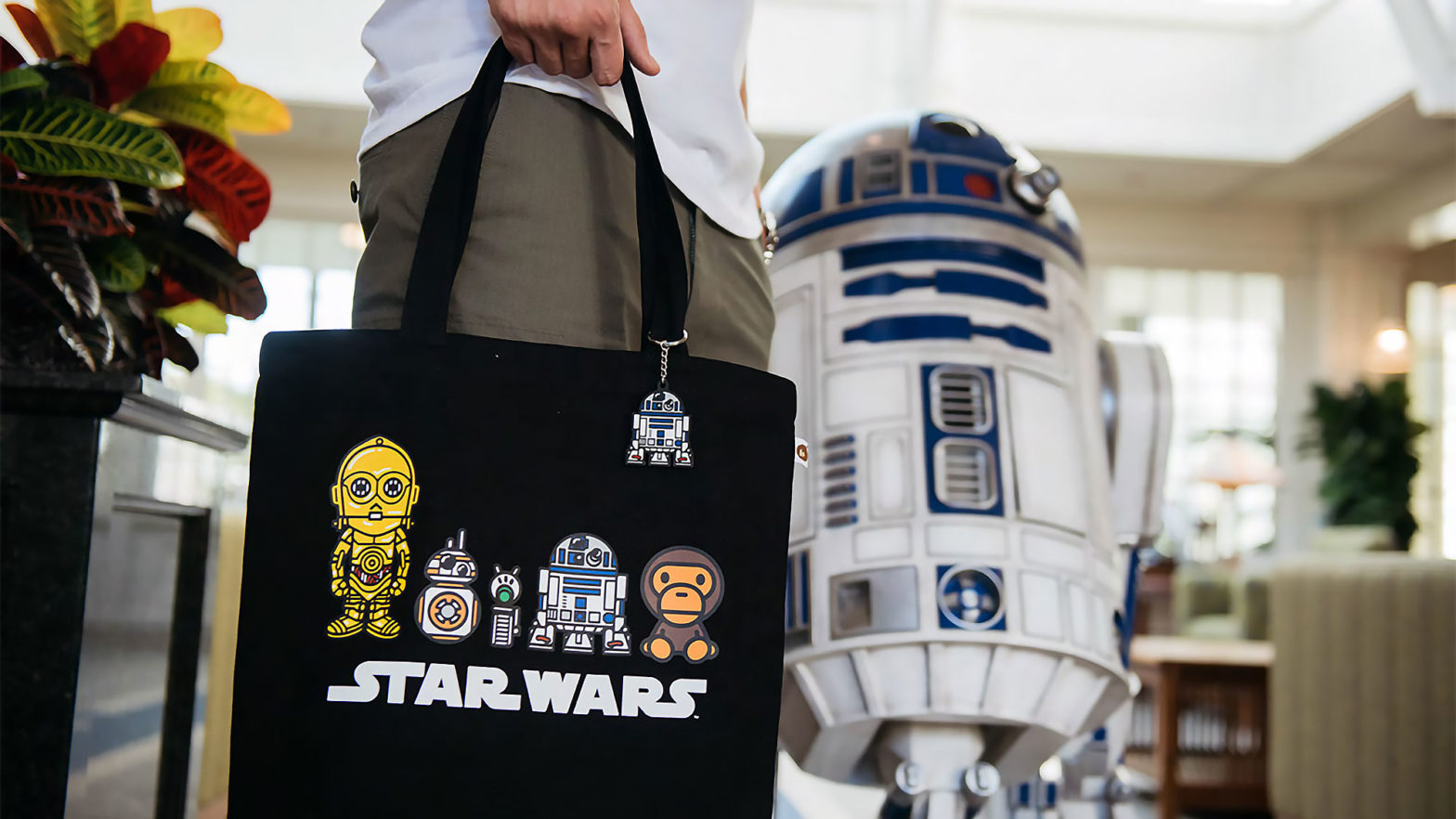 The New BAPE x Star Wars Collection