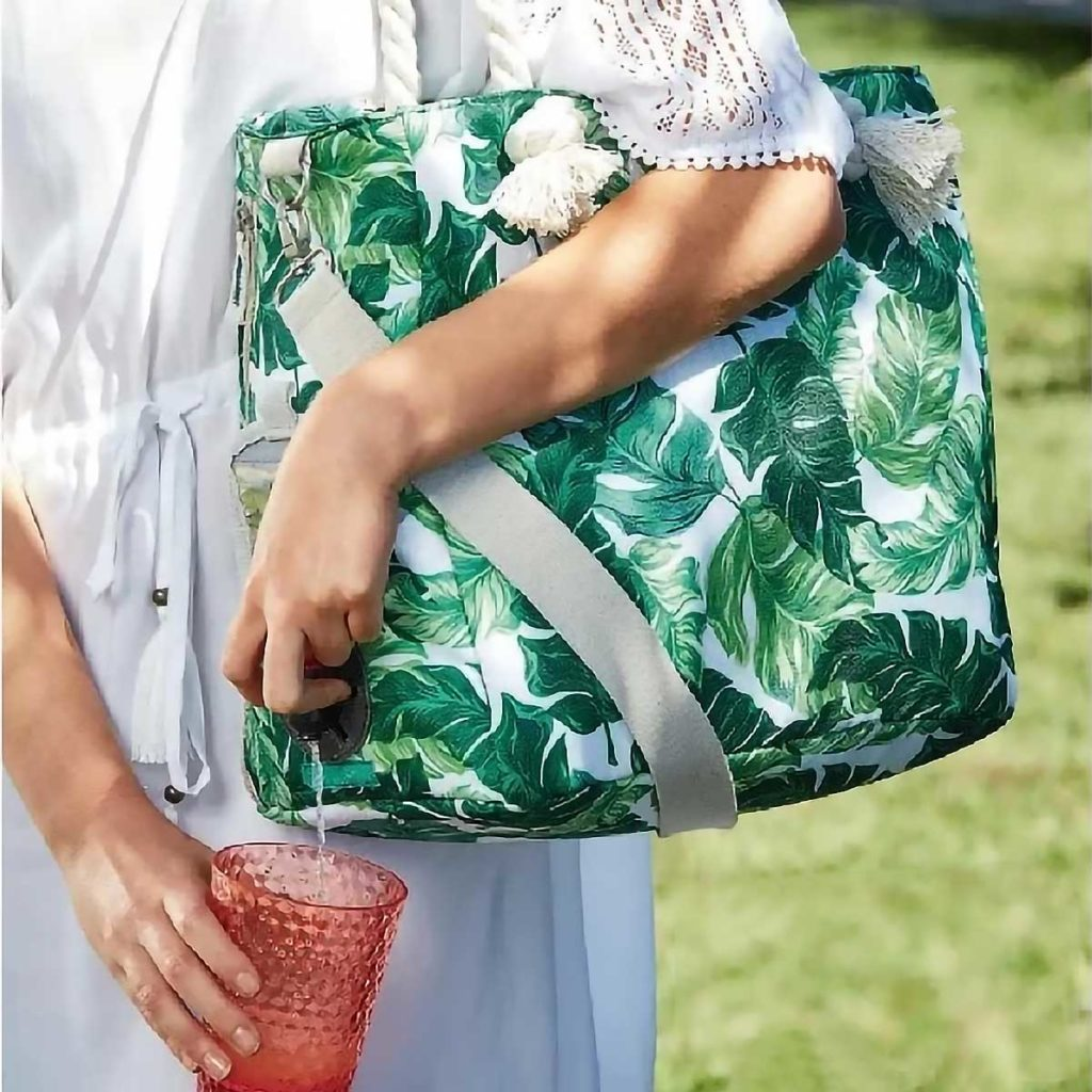 Tote with Concealed Cooler from ALDI