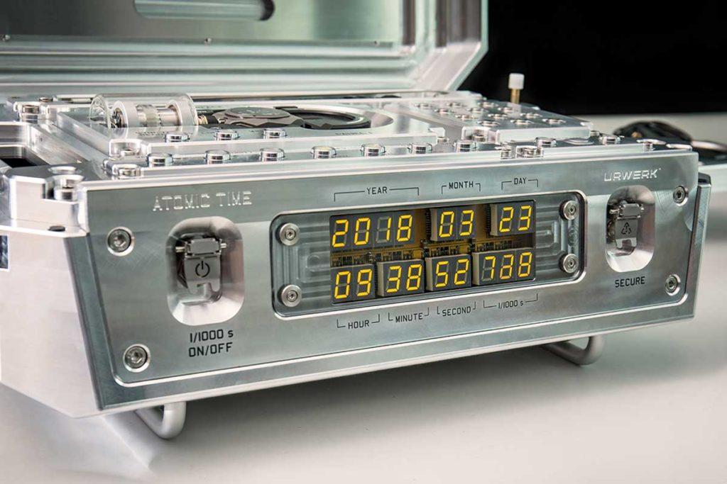 URWERK AMC Clock and Watch System