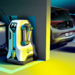 Volkswagen Envisioned EV Charging Station That Comes To Your Electric Vehicle