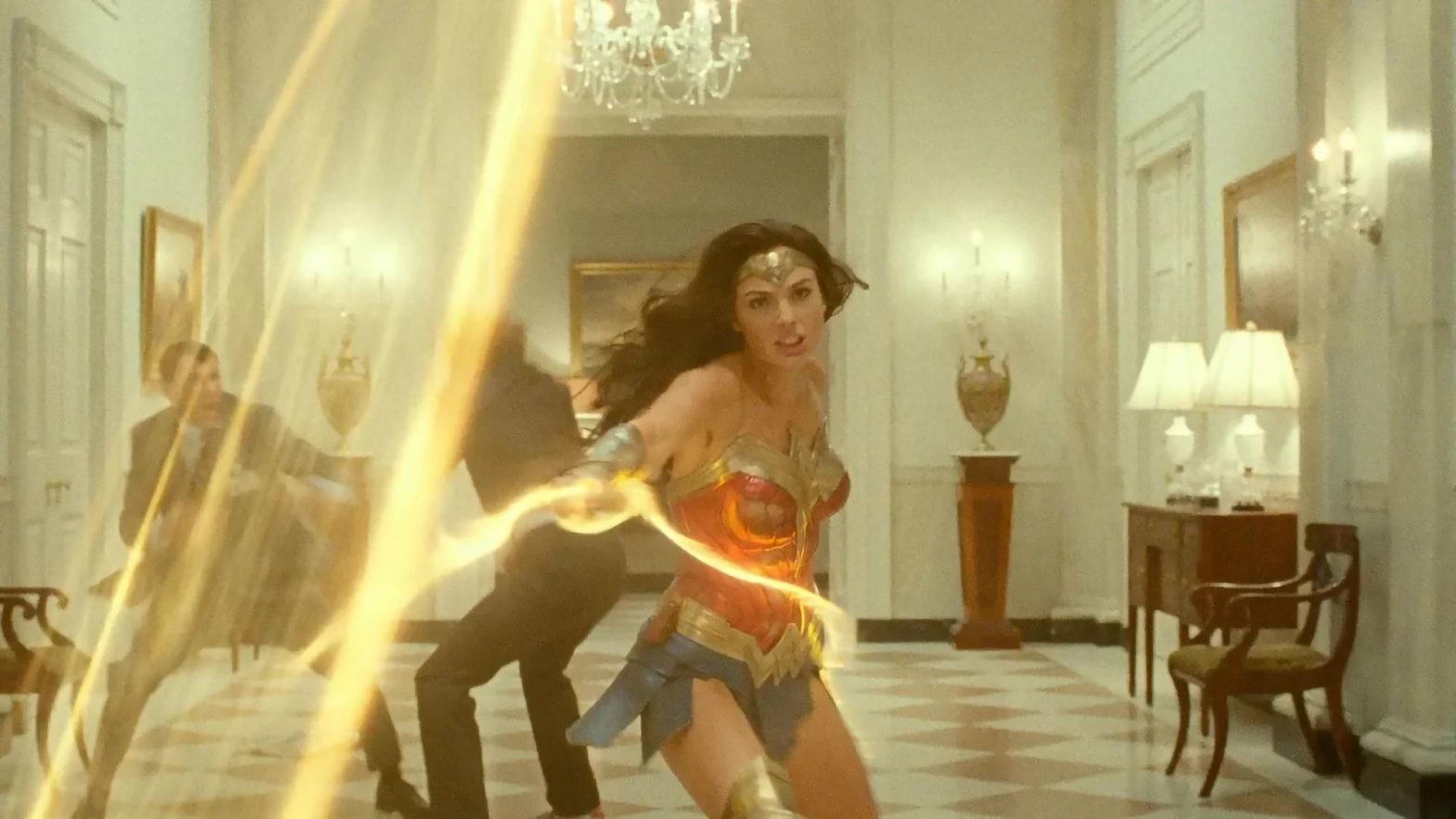 Wonder Woman 1984 First Trailer