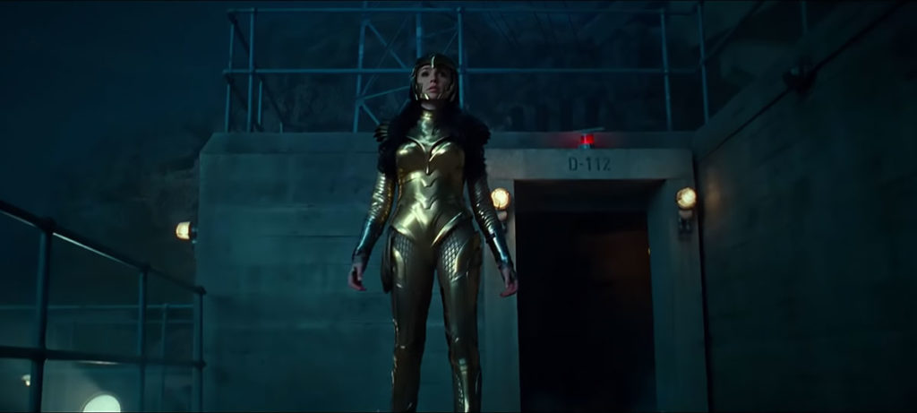 Wonder Woman 1984 First Trailer