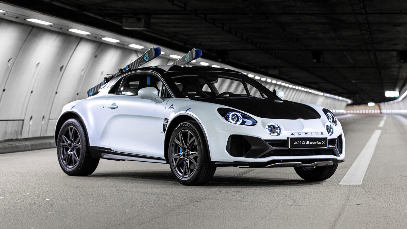 2020 Alpine A110 SportsX Show Car Unveiled
