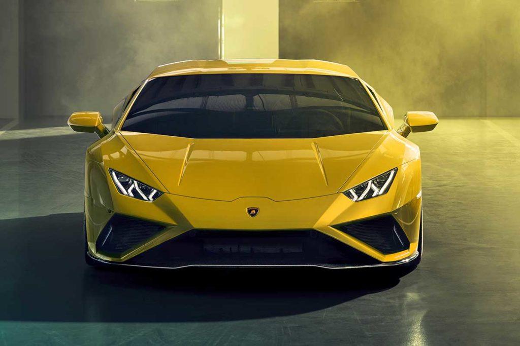 2020 Lamborghini Huracán EVO RWD