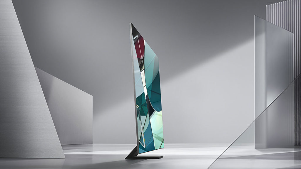 2020 Samsung QLED 8K TV