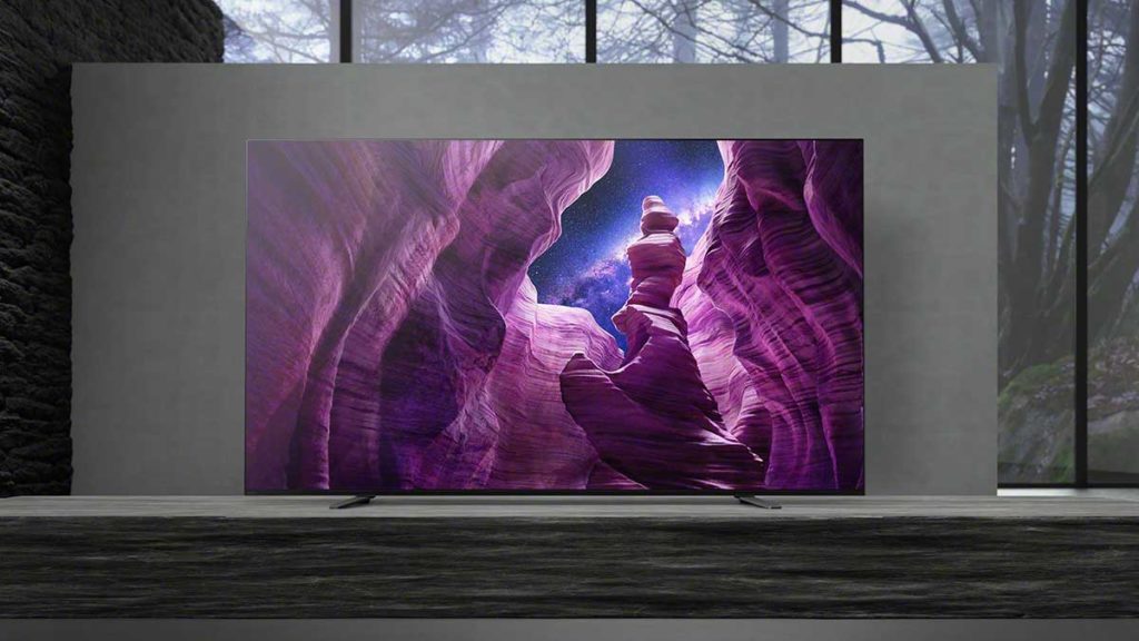A8H (65- and 55-inch models) OLED TV