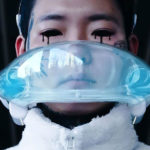 Aō Air Face-worn Air Purifier Is Futuristic And Apocalyptic At The Same Time