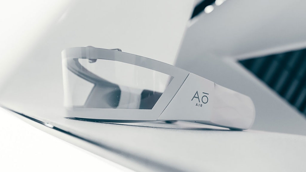 AO Air The Atmos Wearable Air Purifier