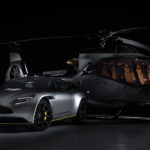 Airbus Partners Aston Martin For ACH130 Aston Martin Edition Helicopter