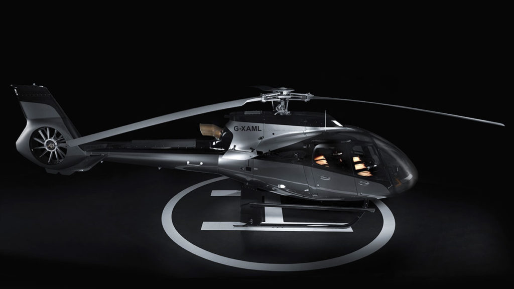 Airbus ACH130 Aston Martin Edition Helicopter