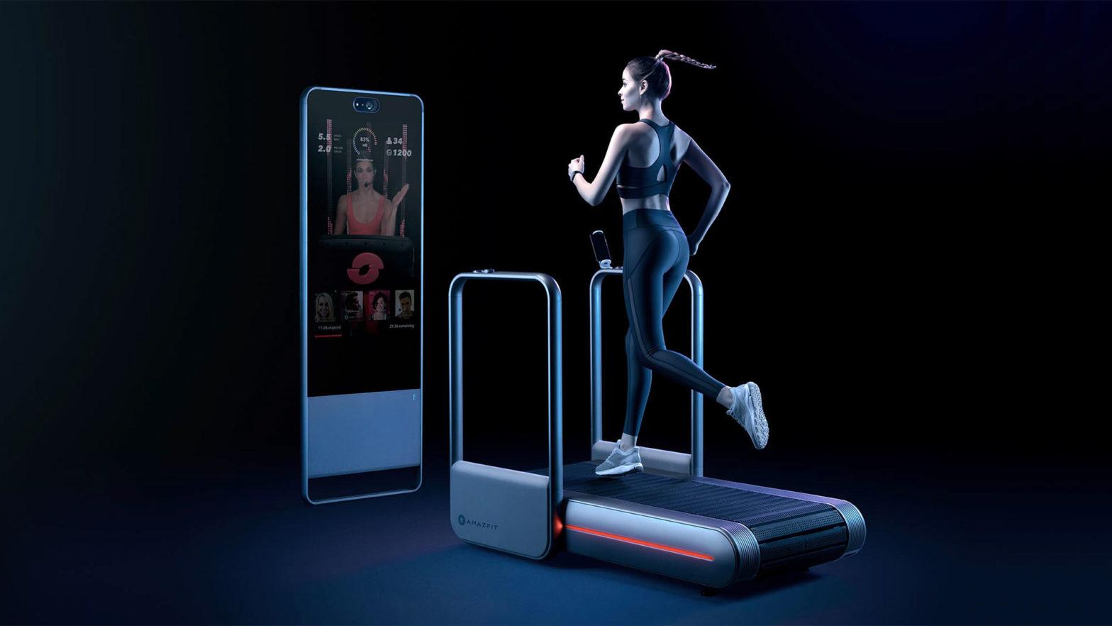 Amazfit Treadmills & TWS Earphones