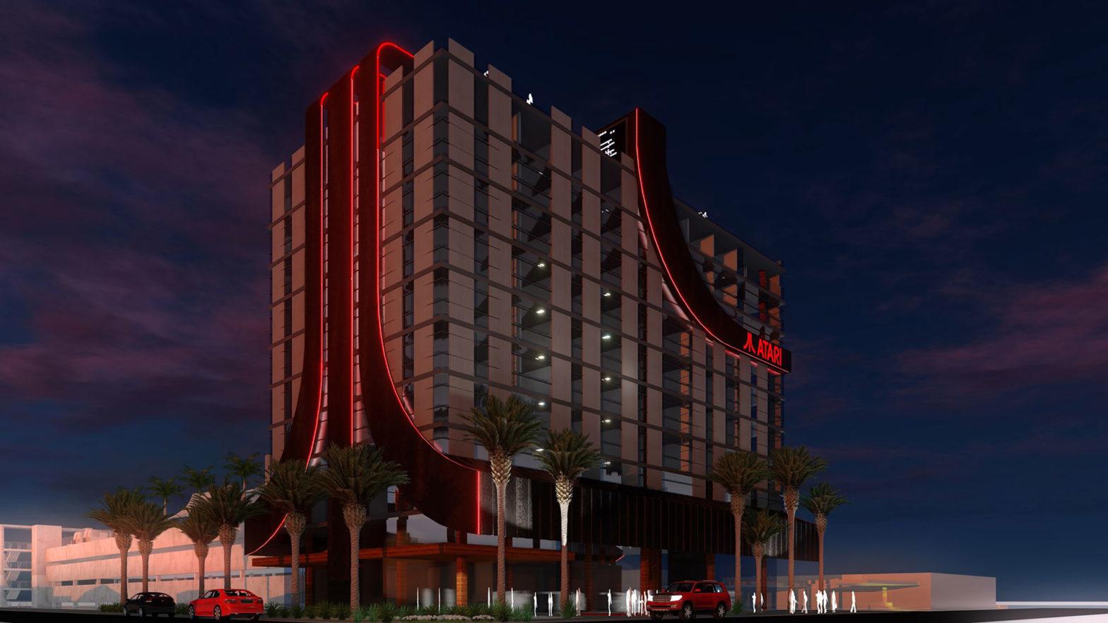 Atari Hotels Video Game-themed Hotel