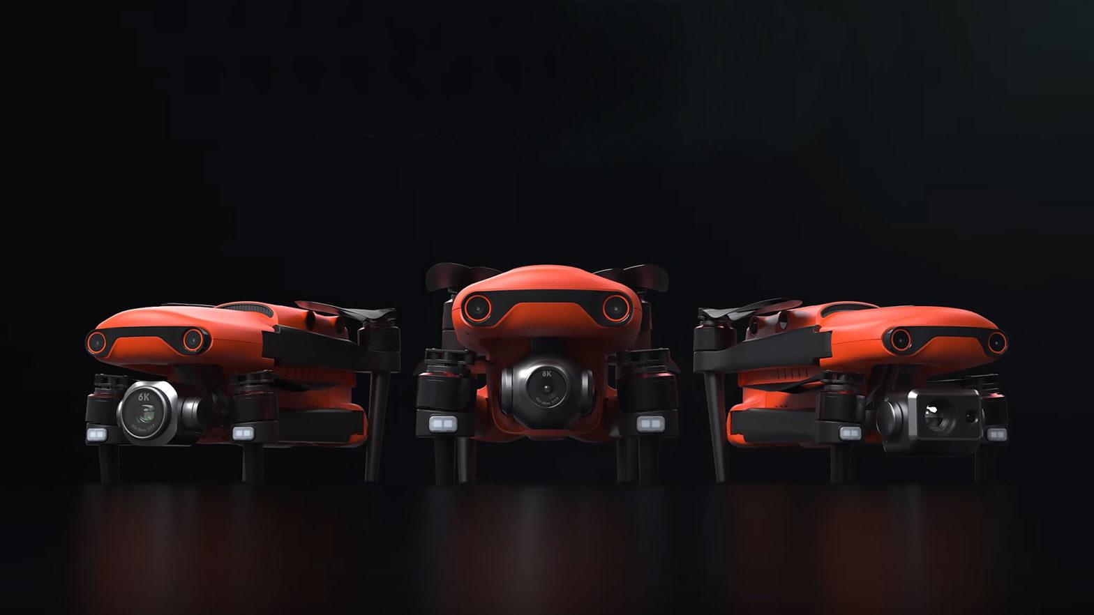 Autel Robotics EVO 2 Series Imaging Drone