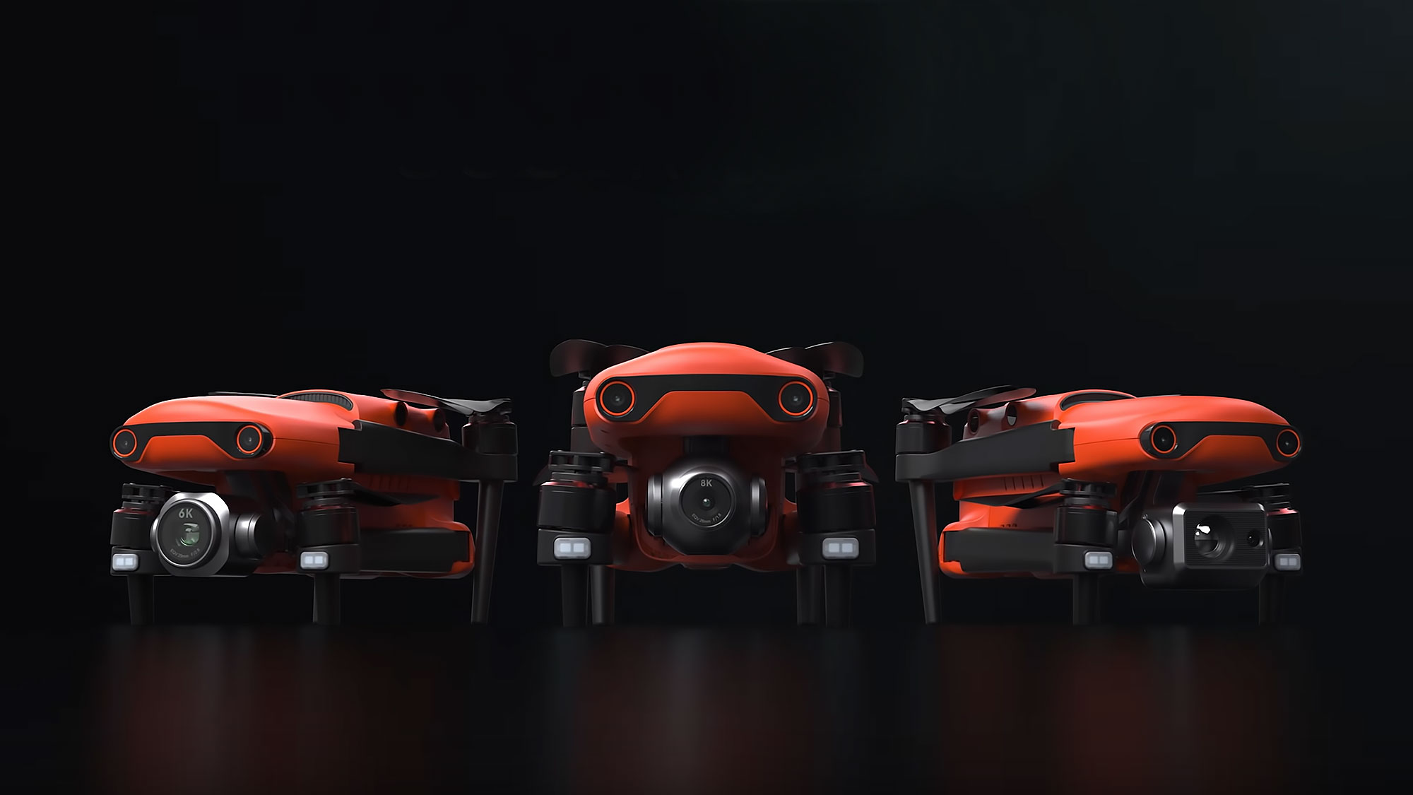Autel Robotics' EVO 2 Series Imaging Drone Is The First 8K Folding ...