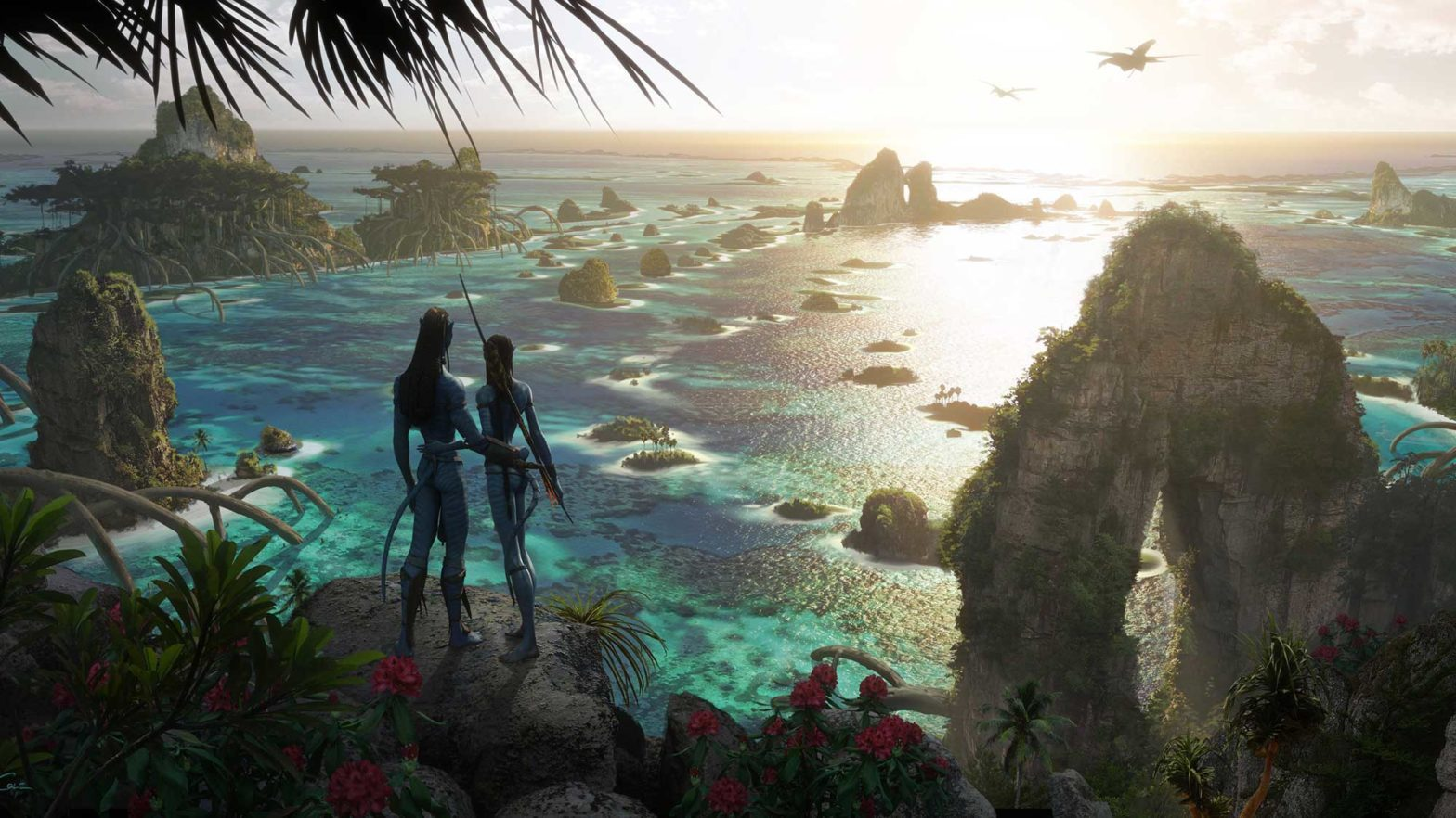 Avatar 2 Concept Art Revealed at CES 2020
