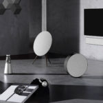 Bang & Olufsen's Artsy Contrast Collection Includes The Brand's First Sound Bar