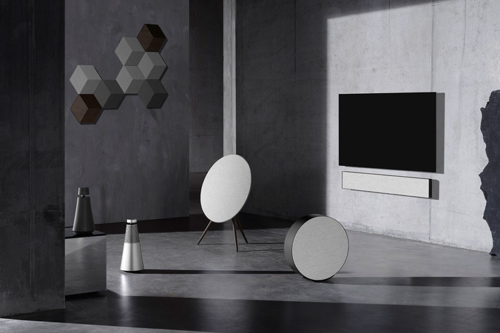 Bang & Olufsen Contrast Collection 2020