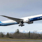 Boeing 777X With Folding Wing Tips Successfully Completed First Flight
