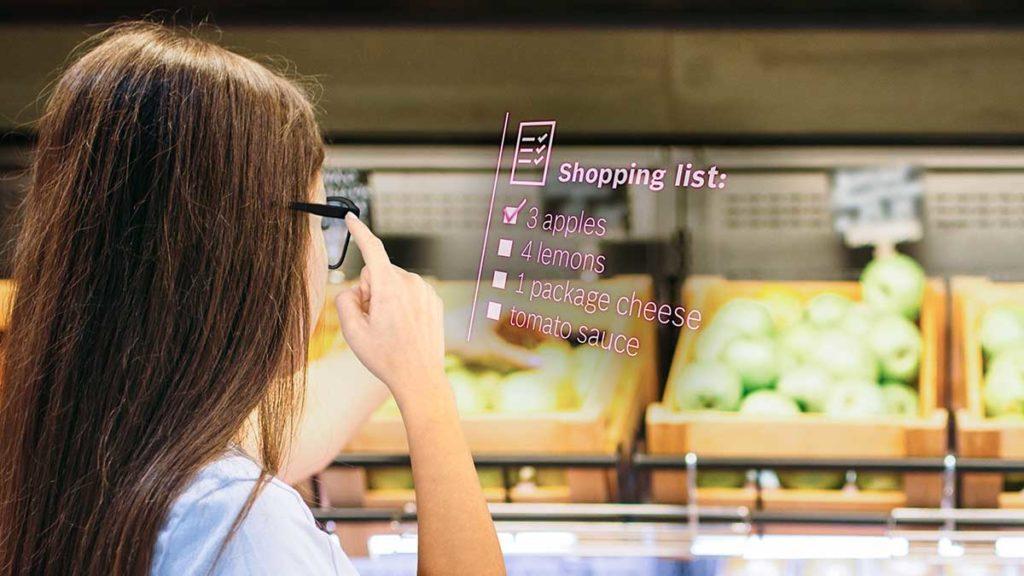 Bosch Smartglasses Light Drive CES 2020
