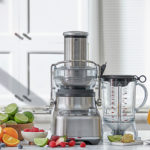 There's Juicer. There's Blender And Than There's Bluicer, A Hybrid Of The Two