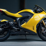 Damon Hypersport HS Is An Electric Superbike Featuring CoPilot Powered By BlackBerry