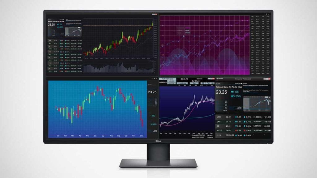 Dell UltraSharp 43 4K USB-C Monitor