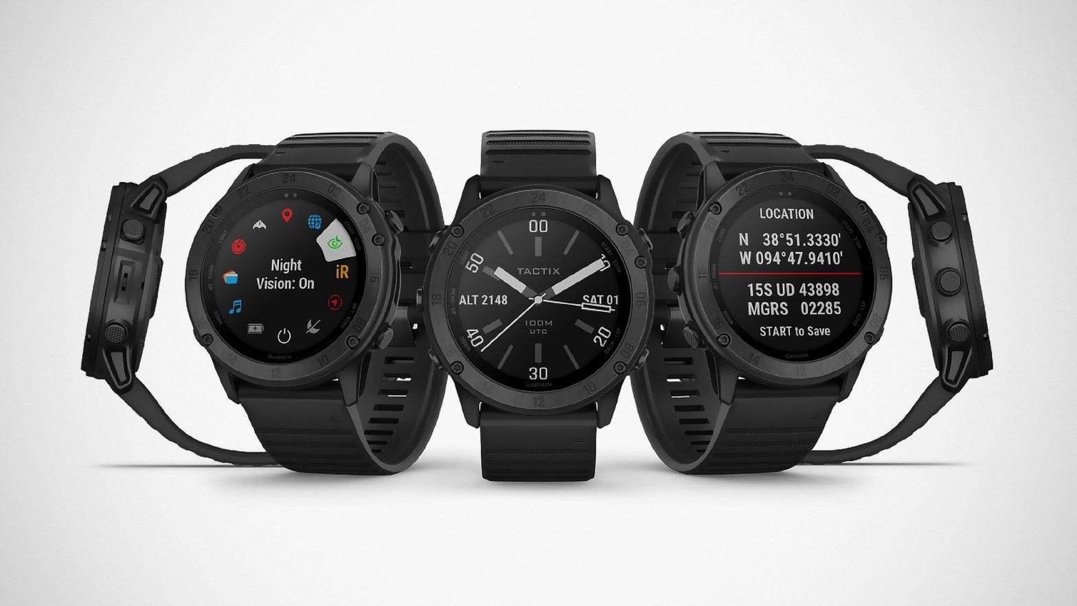 Garmin tactix Delta GPS Smartwatch