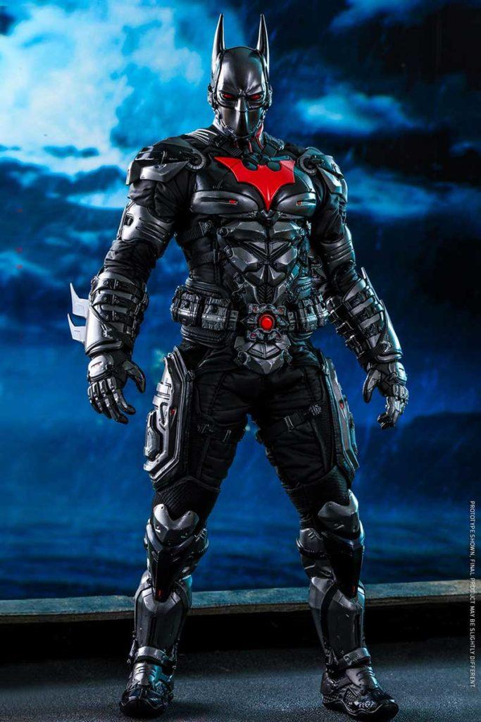 Hot Toys Batman Beyond 1/6th Scale Figure