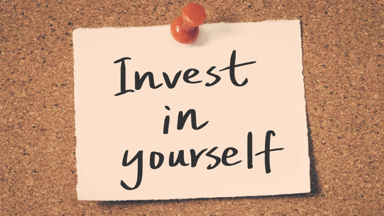 How To Invest In Yourself For A Better Life