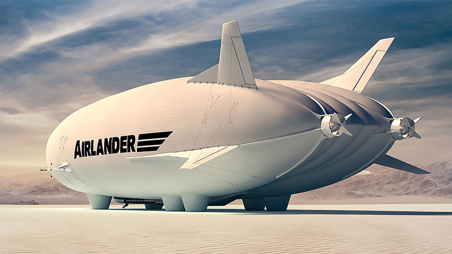 Hybrid Air Vehicles Production Airlander 10