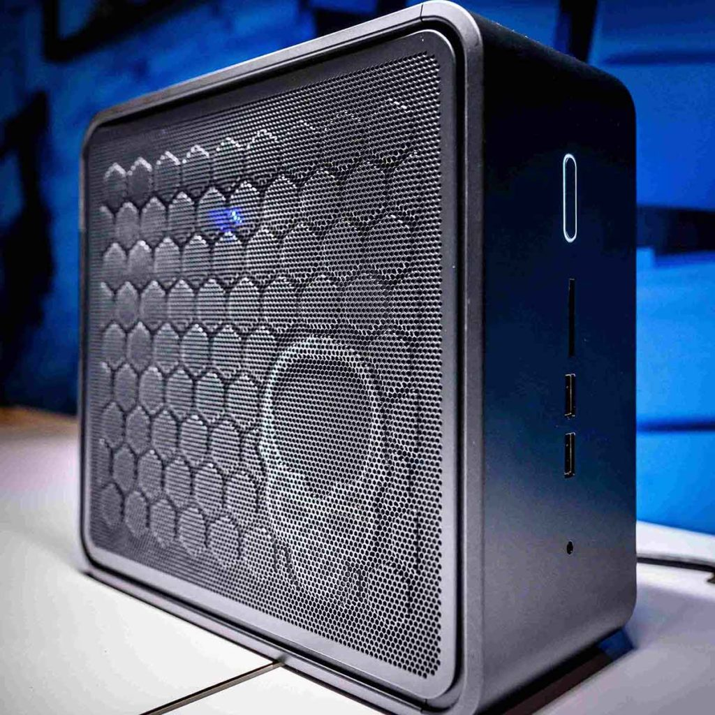 Intel NUC 9 Extreme Kit Revealed at CES 2020