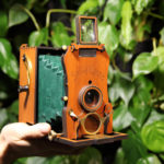 Jollylook Auto Is A Modern Day Instant Camera Oozing With Vintage Flair