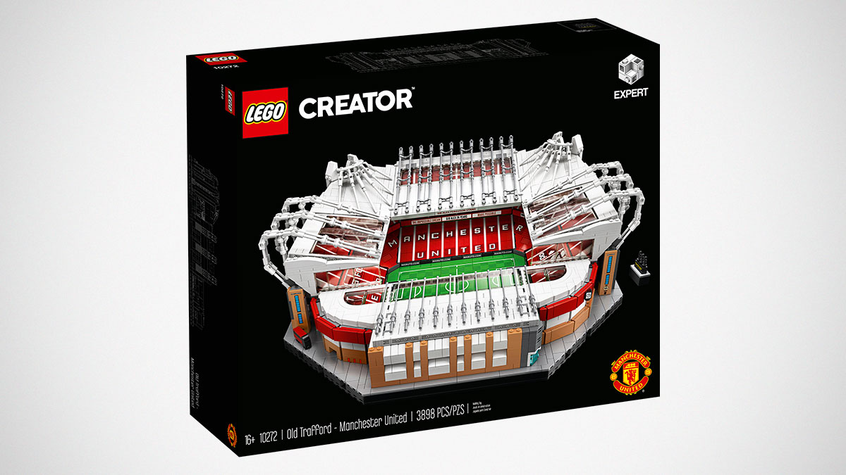 LEGO Celebrates 110 Years Of Old Trafford With LEGO ...