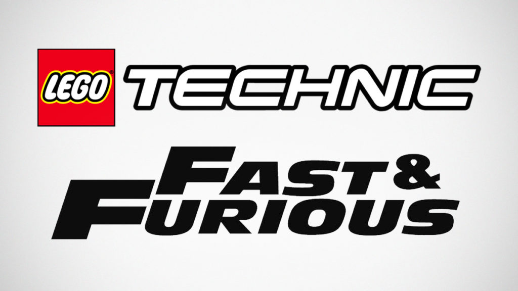LEGO Technic x Fast & Furious
