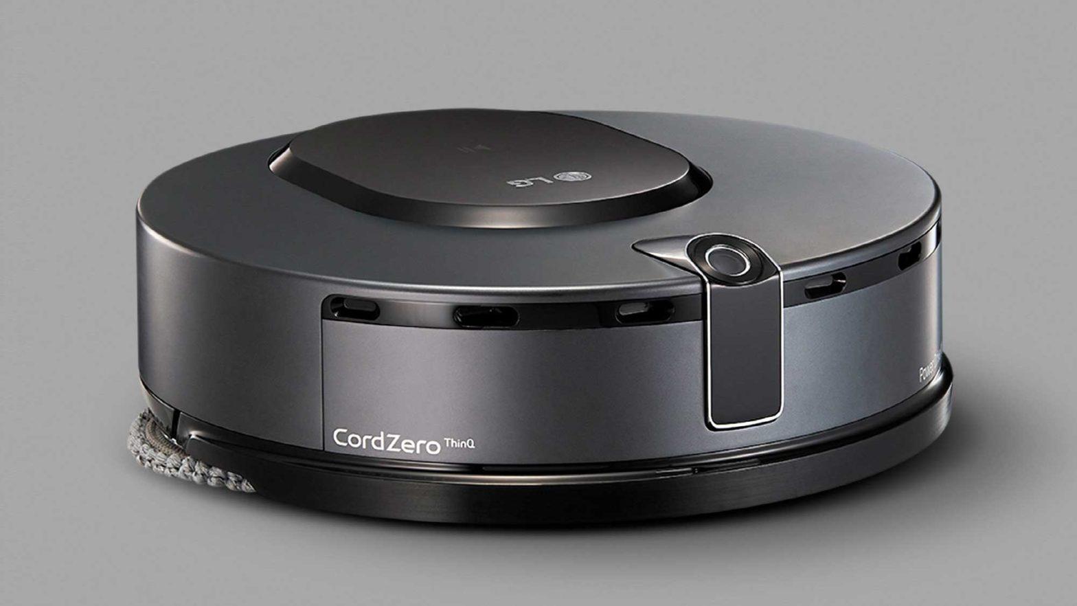 LG CordZero A9 and CordZero Robotic Mop CES 2020