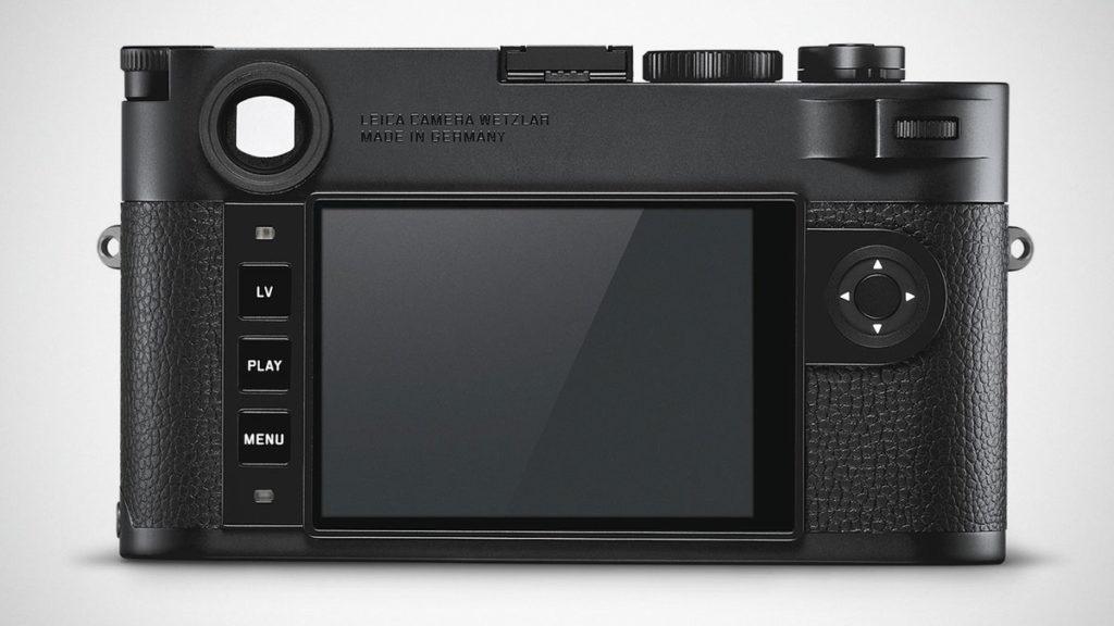 Leica M10 Monochrom Digital Camera
