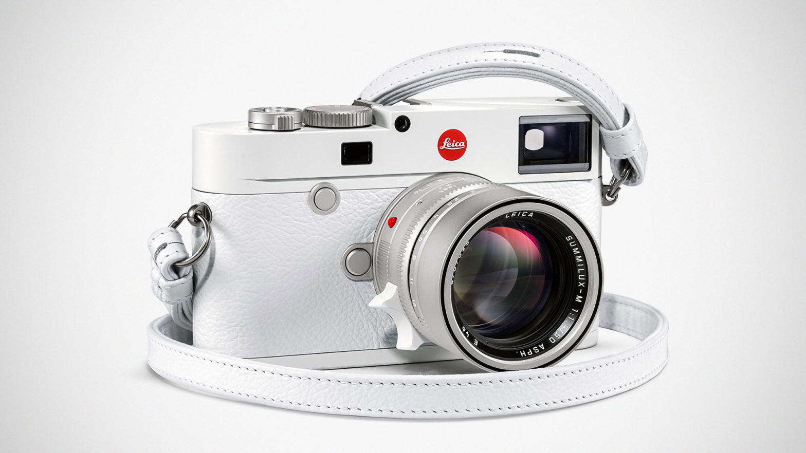 "Leica M10-P ""White"" Digital Camera"