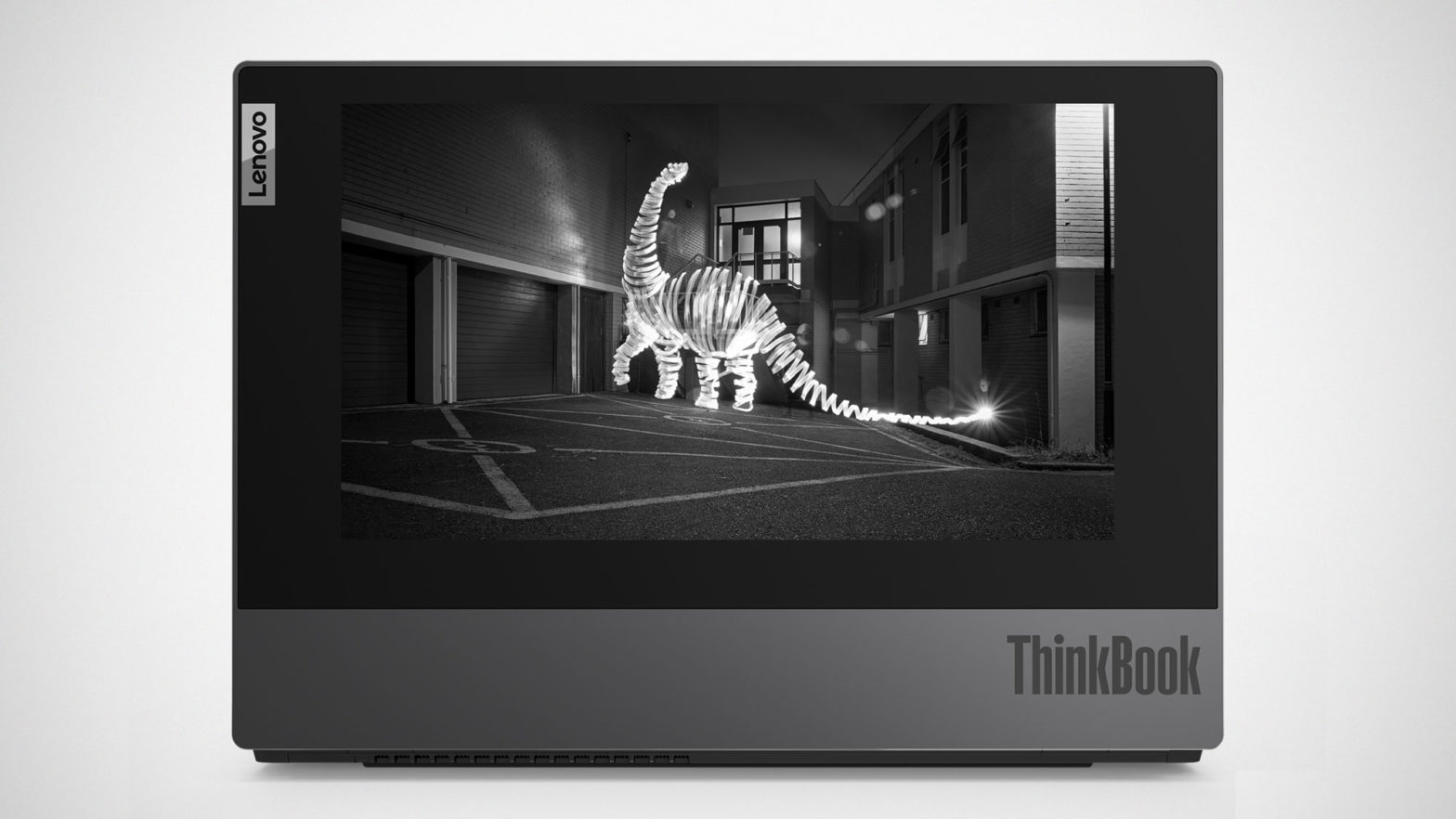 Lenovo ThinkBook Plus with E-ink Cover