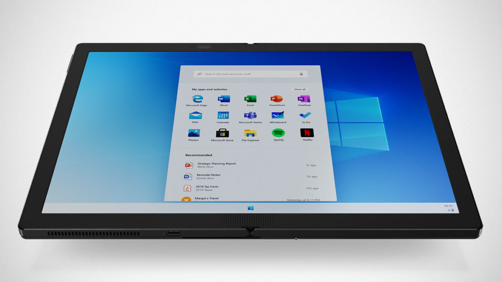 Lenovo ThinkPad X1 Fold Foldable PC