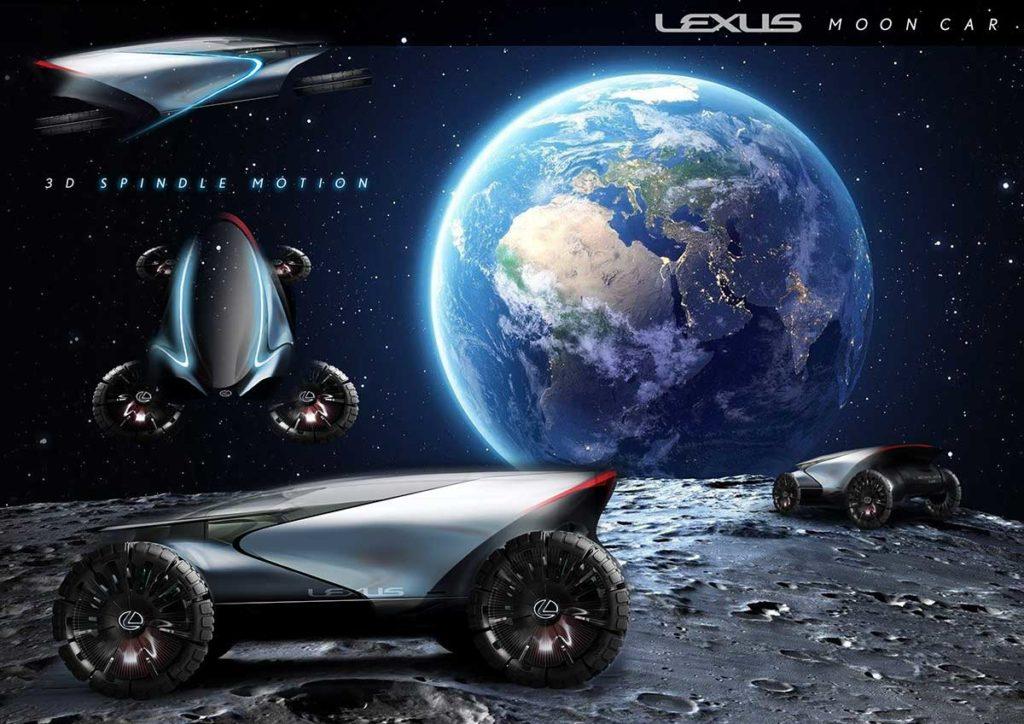 Lexus Lunar Cruisar, Keisuke Matsuno