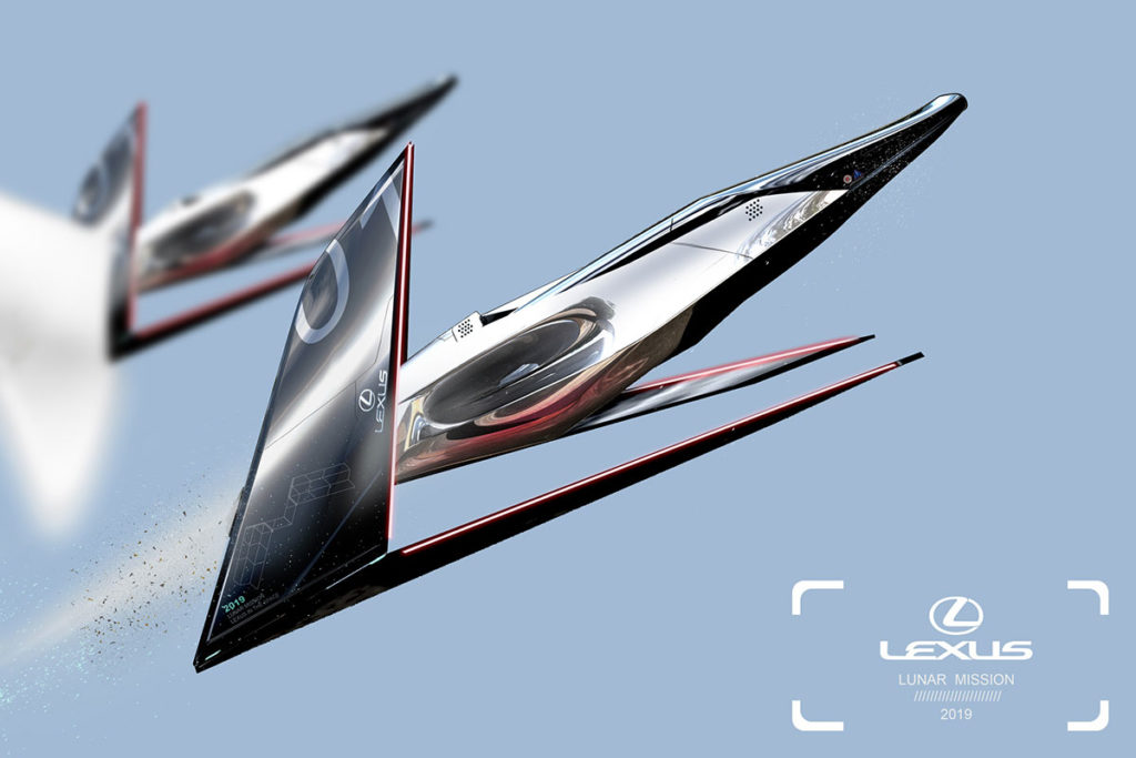Lexus Lunar Mission, Yung Presciutti