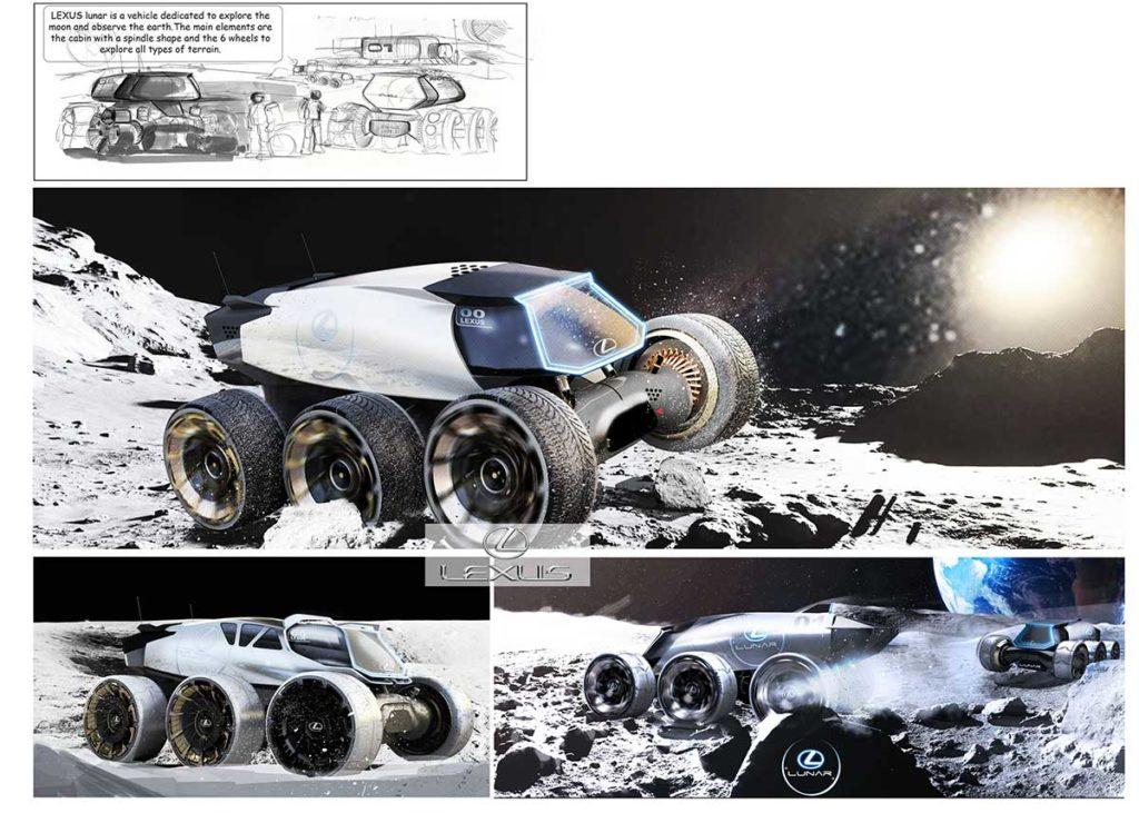 Lexus Lunar, Yung Presciutti