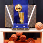 Here's Yet Another Trophy Case From Louis Vuitton. This Time It's For The NBA