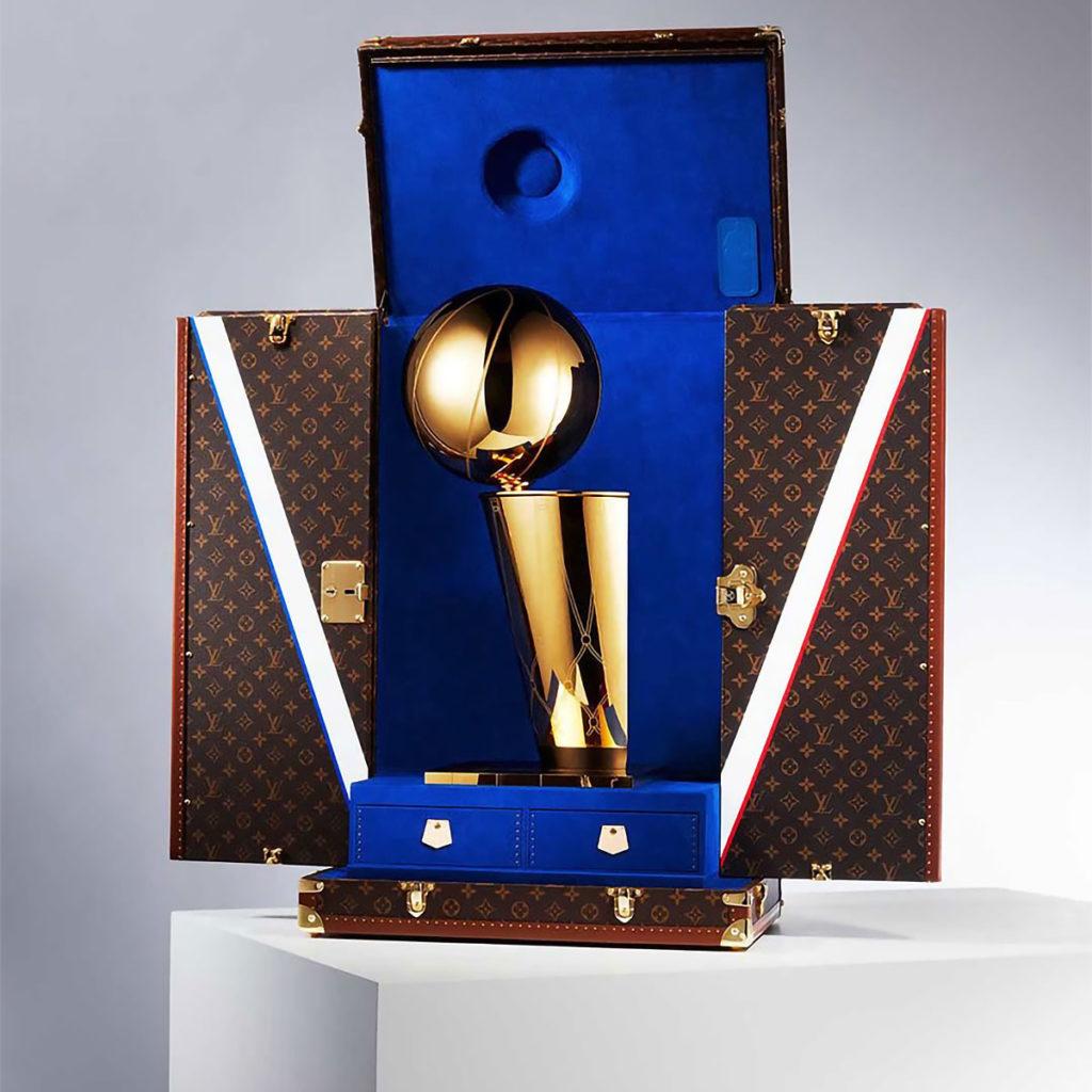 Louis Vuitton x NBA Trophy Travel Case