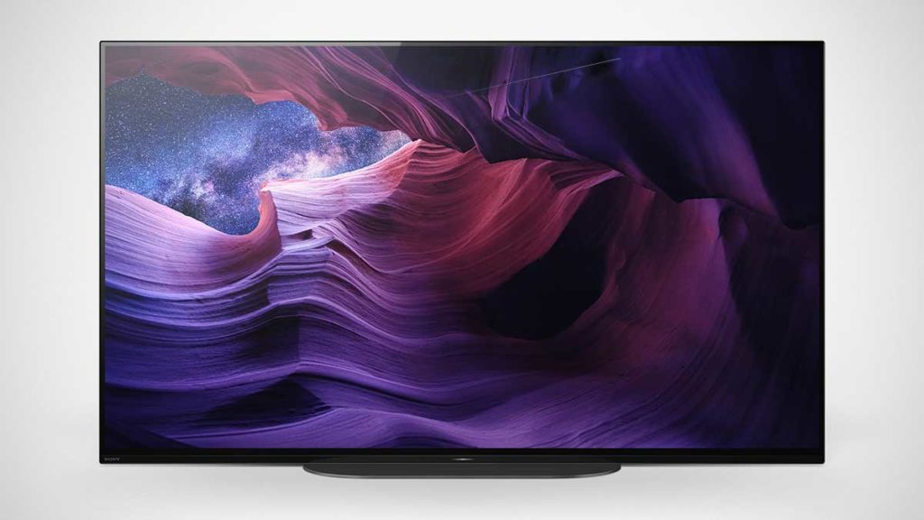 MASTER Series A9S (48-inch model) OLED TV