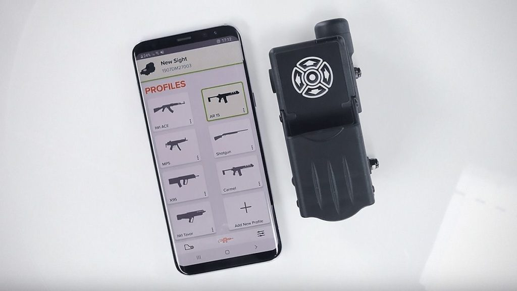 Mepro Augmented Reality Red Dot Sight