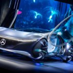 The Front Of The Mercedes-Benz VISION AVTR Is Gorgeous, The Rear Gave Us Goosebumps