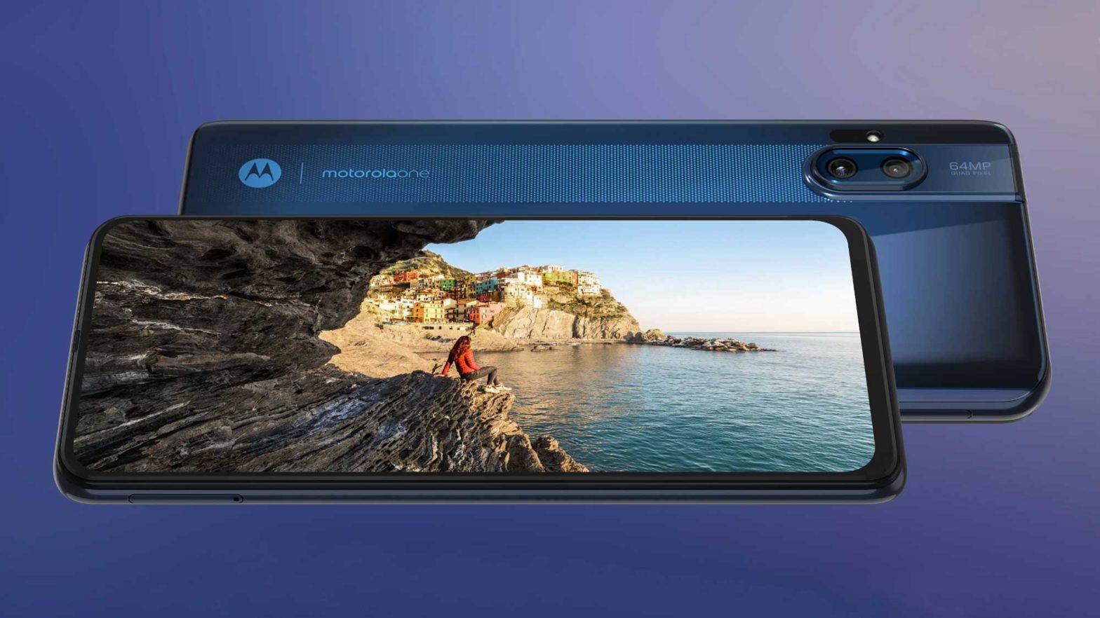 Motorola One Hyper Android Smartphone