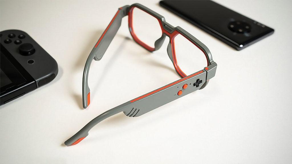 Mutrics GB-30 Smart Audio Gaming Glasses