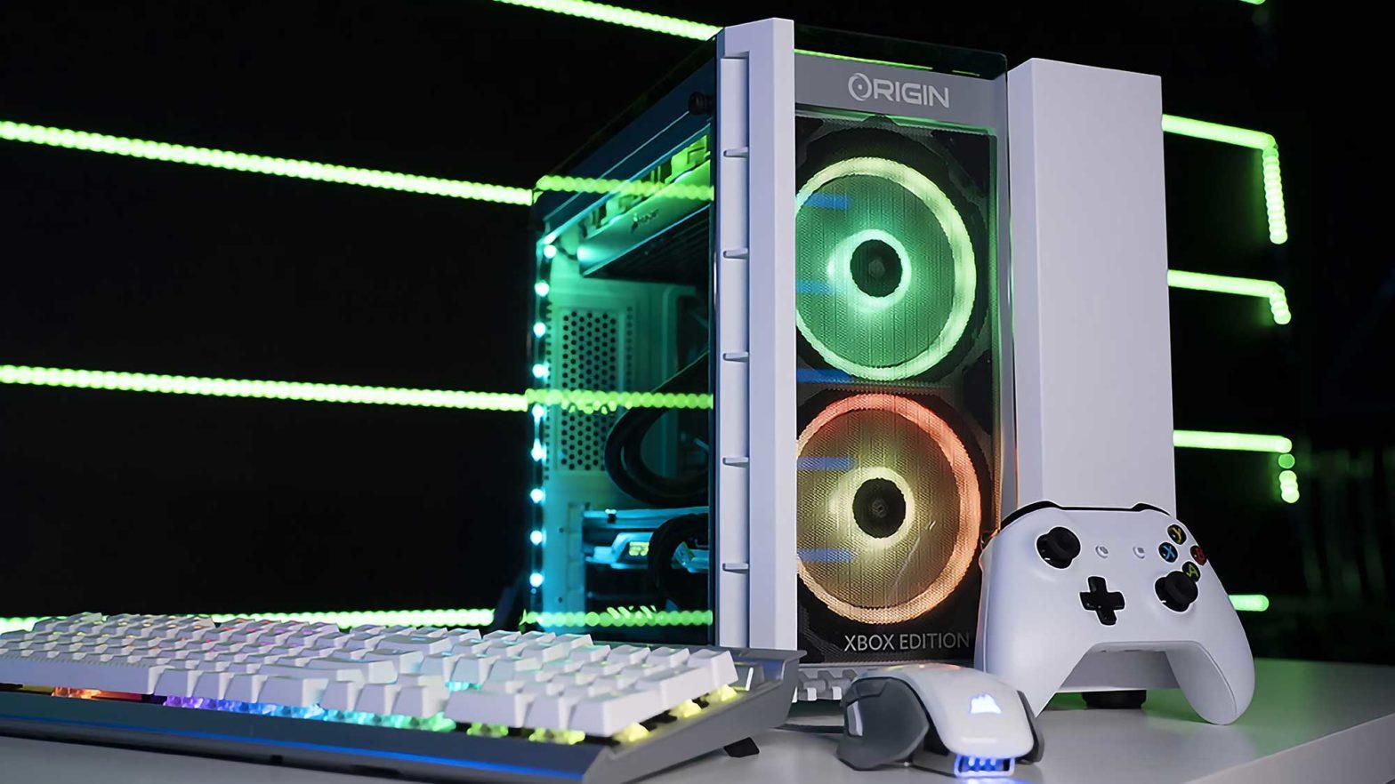 Origin PC Big O Console and Gaming PC